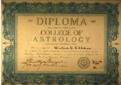 Astrology Education 101: Where can I get lessons and a degree in astrology? 8
