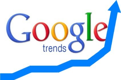 Science: Google Trends keywords that predict Dow Jones rise and fall 1