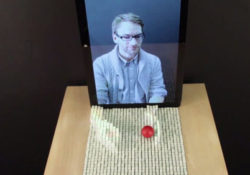 MIT invents cool shapeshifter technology: Touch faraway object through screen 1
